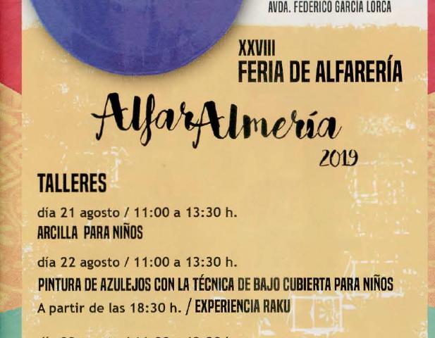 Feria de Alfareria Alfaralmeria 2019
