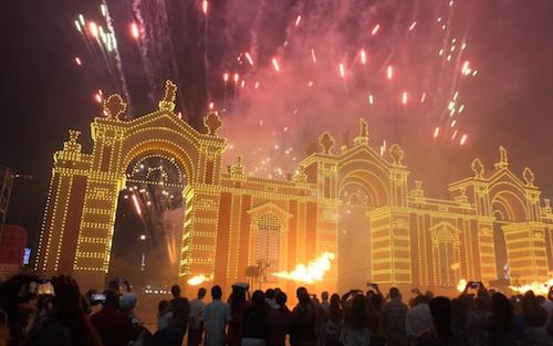 La Feria de Almeria 2019 ofrecera cuatro horas libres de ruido y luz