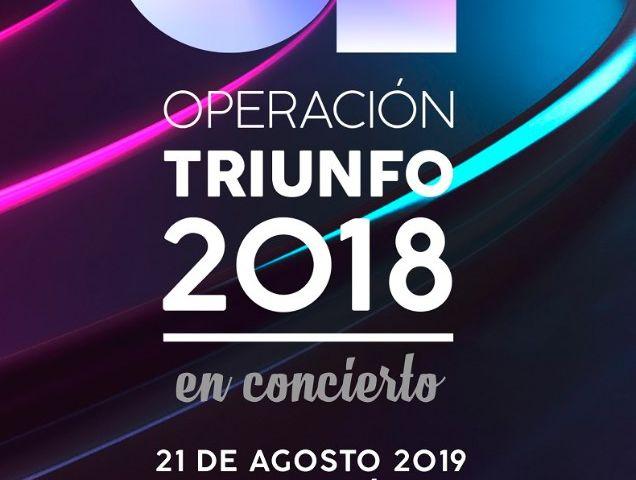 Operacion Triunfo - Feria de Almeria 2019