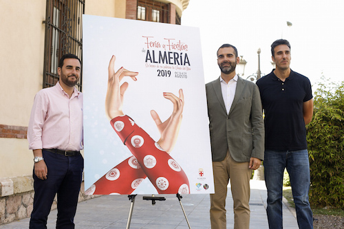 Presentacion del cartel Feria de Amería 2019