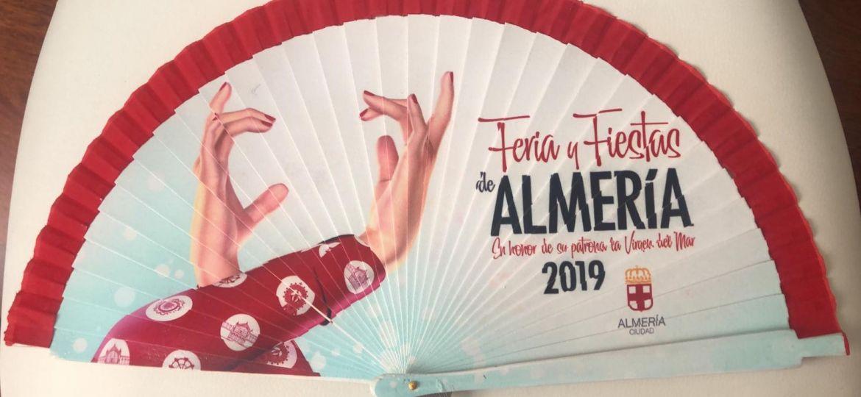 Abanico Ferial de Almeria 2019