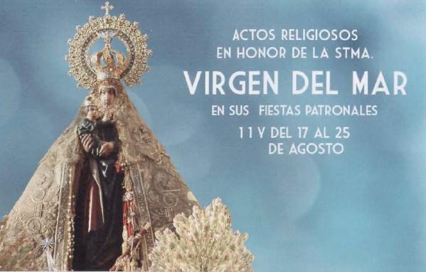 Actos Religiosos Virgen del Mar - Feria de Almería