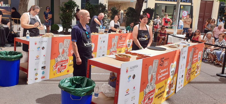 Concurso Gastronomía Feria de Almeria
