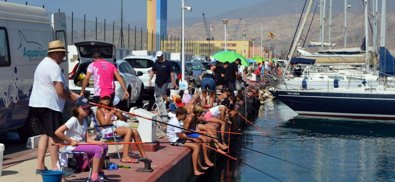 Concurso Pesca Infantil