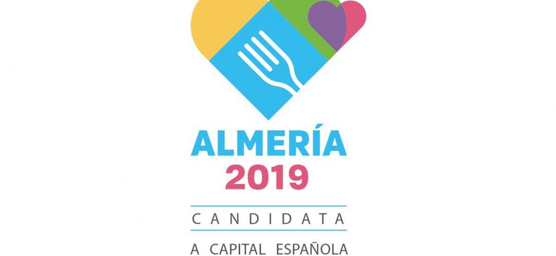 Logo Almeria 2019
