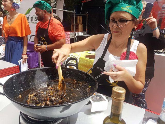 XXV Concurso de Gastronomía. Feria de Almeria 2019