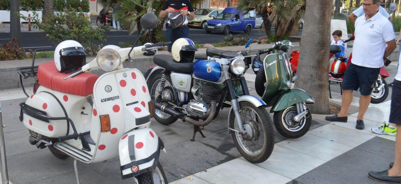 exposicion motos antiguas