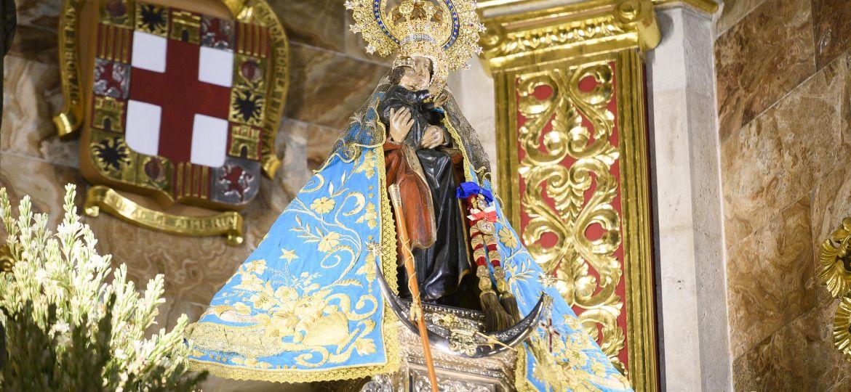 Patrona Virgen del Mar