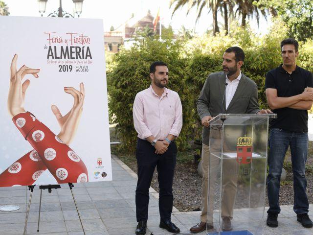 Presentacion Cartel Feria Almeria 2019