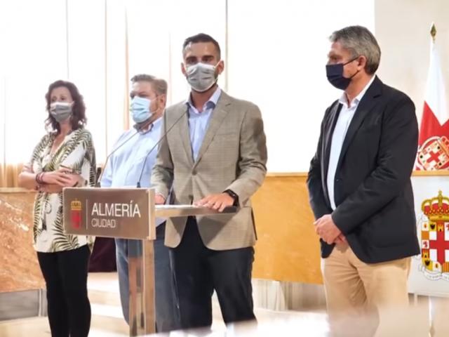 suspension feria de almeria 2021